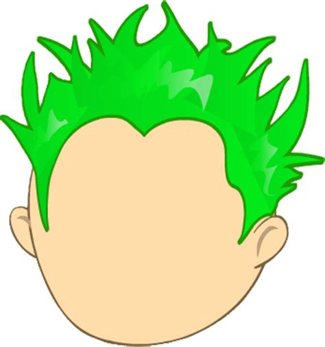 Yello hotel harmoni (hotel), jakarta (indonesia) deals. Perm Green Spiky Hair | Gallery Yopriceville - High-Quality Images and Transparent PNG Free Clipart