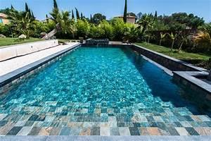 piscine en beton nouvelles tendances gres cerame With carrelage ceramique pour piscine