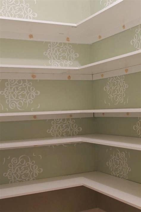 build corner shelves full size    build corner
