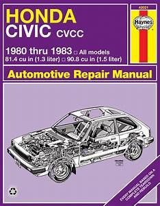Honda Civic Cvcc  80