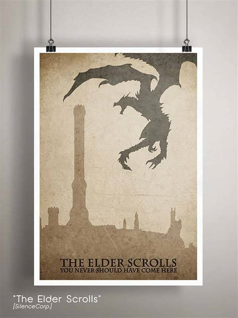 gaming room poster series covering  popular video