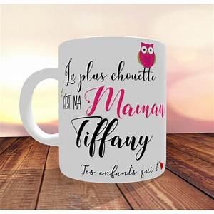 Mug Fete Des Meres : cadeau f te des m res mug la plus chouette c 39 est ma maman personnalis ~ Teatrodelosmanantiales.com Idées de Décoration