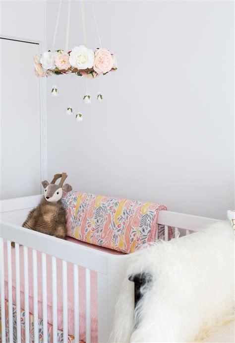 Baby Girl's Nursery Reveal Fiftytwothursdays