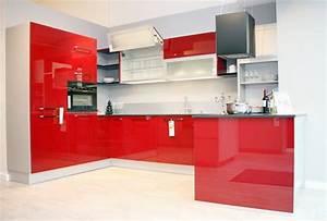 Welche Tapete Passt In Die Küche : rote k che top oder flop ~ Sanjose-hotels-ca.com Haus und Dekorationen