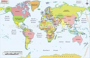 >printable world map with countries labeled | wallpapersskin