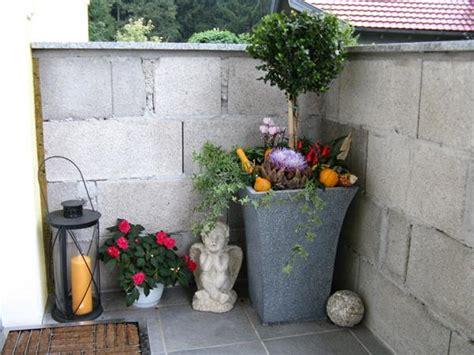 Kübelbepflanzung Für Hauseingang