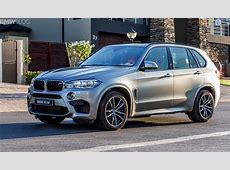 2015 BMW X5 M New Photos