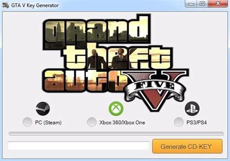 Gta 5 Cd Key Code + Crack Download
