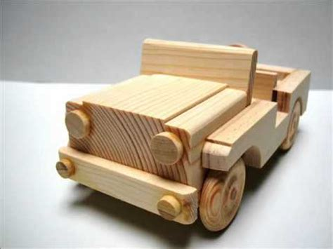 wooden toy kit military jeep youtube