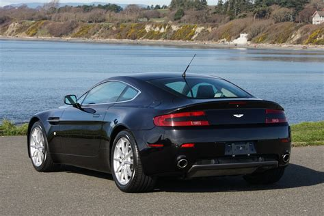 2007 Aston Martin V8 Vantage For Sale  Silver Arrow Cars Ltd