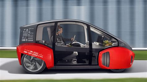 Rinspeed Oasis electric urban car to appear at CES ...