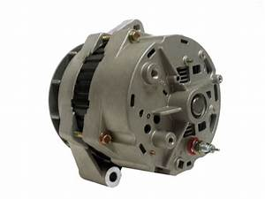 Diesel Alternator  Cummins  135-amp