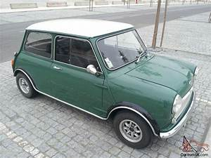 Mini Cooper Mk2 Ersatzteile : 1968 austin mini cooper s mk2 ex manchester police car ~ Jslefanu.com Haus und Dekorationen
