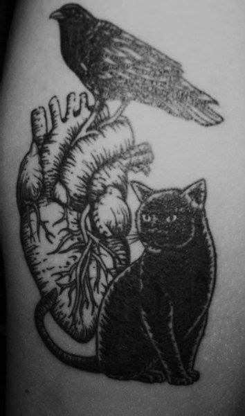 Edgar Allan Poe inspired. Steve Baker, The Prestige Tattoo Studio & Design, ON, CAN. | Poe