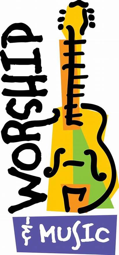 Worship Clipart Christian Clip Praise Service Sunday