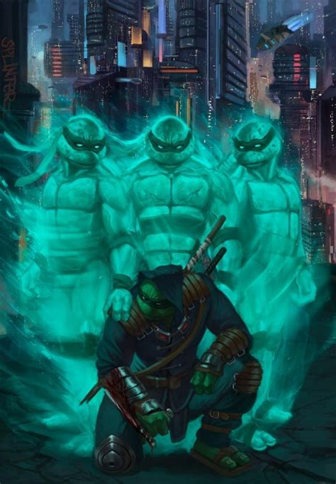 Comic Book Review Tmnt The Last Ronin 1 High Desert Daily