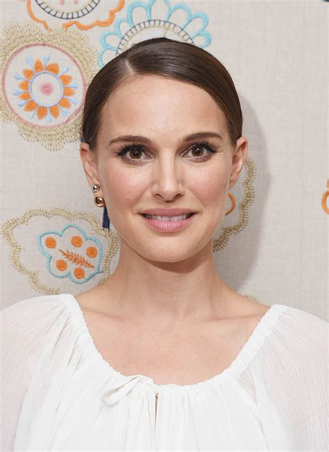 Natalie Portman On Learning To Express Assertiveness While