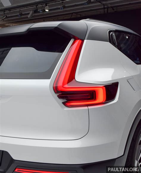 Gallery Volvo 401 Concept Previews All New Xc40 Image 497375