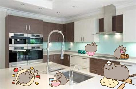 design a kitchen remodel chef pusheen pusheen the cat amino amino 6550