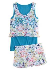 Pajamas Girls Justice Clothing