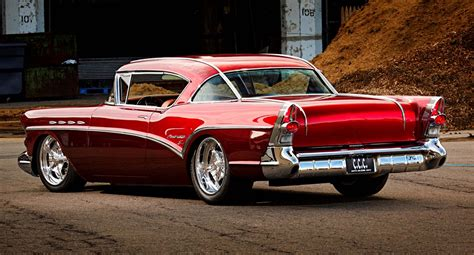 the ultimate 1957 buick heads to the 2015 sema show rod network