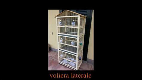 Gabbie Per Uccelli Fai Da Te by Gabbia Voliera Tutta Di Legno