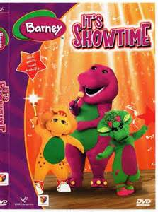 Barney It's Showtime
