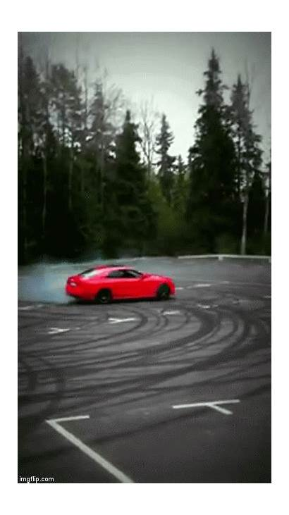 Audi Parking Doing Drifting Donuts Audis Anything