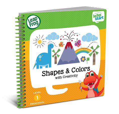 leapfrog preschool leapfrog leapstart preschool activity book shapes 635