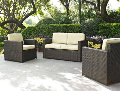 Outdoor Wicker Patio Furniture by Best Wicker Patio Furniture Sets