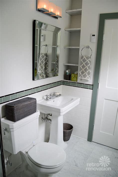1930 bathroom design s 1930s bathroom remodel classic and retro