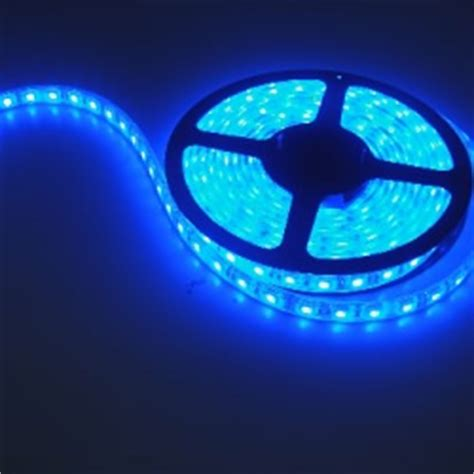 blue led lights 12v