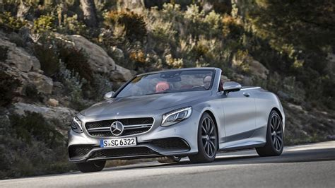 2017 Mercedesbenz S500 & S63 Amg Cabriolet Review Gtspirit