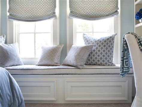 budget friendly custom window seat ideas hgtv