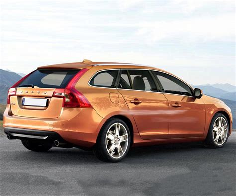 2019 Volvo V60  New Car Price Update And Release Date Info