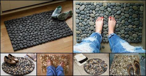Make A Doormat by How To Make A Diy River Rock Doormat The Owner Builder