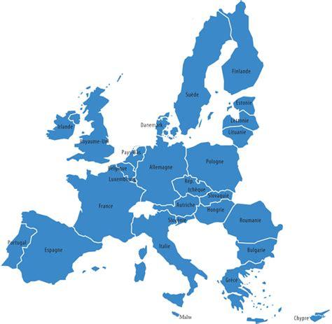 Carte Européenne Avec Capitales by Info Carte Pays Union Europeenne Voyages Cartes