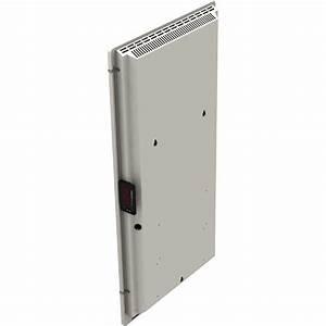 Radiateur Electrique 1000w : radiateur lectrique inertie 1000w tactilo sb10vea valderoma ~ Melissatoandfro.com Idées de Décoration