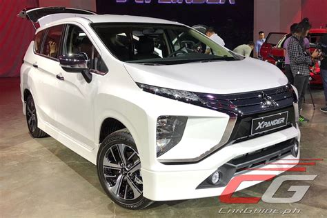 Mitsubishi Xpander Picture by Mitsubishi Philippines Launched Much Awaited Xpander Mpv