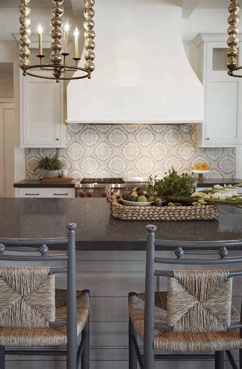 white  gray mosaic kitchen backsplash tiles