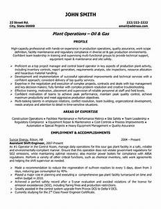 assistant shift engineer resume template premium resume With free oil and gas resume templates
