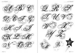 schriftarten design sterne