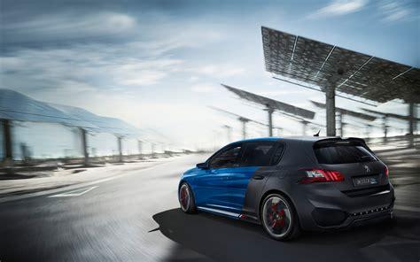 2015 Peugeot 308 R Hybrid 2 Wallpaper