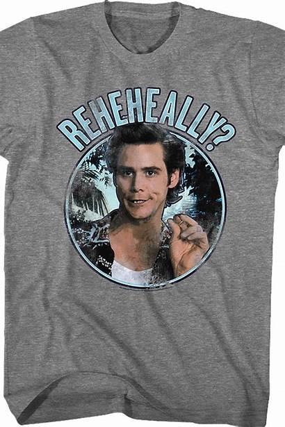 Ace Ventura Really Shirt Detective Pet Carrey