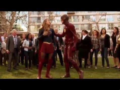 supergirl   flash  belong    video