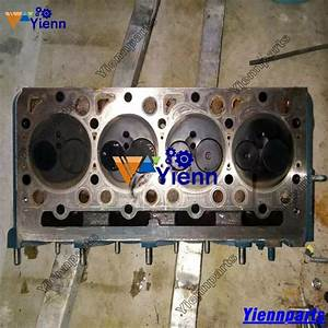 Kubota V2203 Di Cylinder Head Assy Original Used Parts For