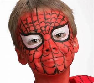 Maquillage Enfant Facile : maquillage spiderman facile recherche google ~ Melissatoandfro.com Idées de Décoration