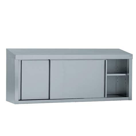 armoire inox cuisine professionnelle tournus équipement anglais 3 wall cupboards