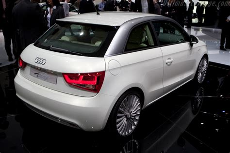 Audi A1 e-tron - 2010 Geneva International Motor Show