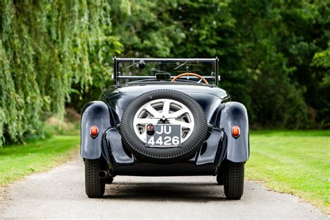 The car has a 3500cc rover engine with automatic gearbox. COACHBUILD.COM - Bugatti Type 55 Roadster 1931 by Figoni